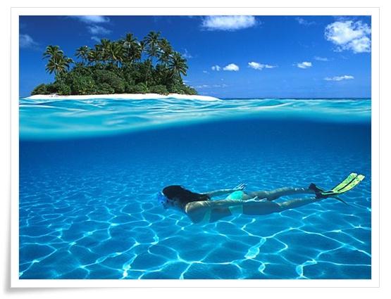 Pantai Terindah Dunia Wisata Carapedia