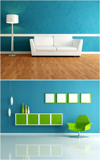 Pilihan Warna Terang Untuk Dekorasi Rumah