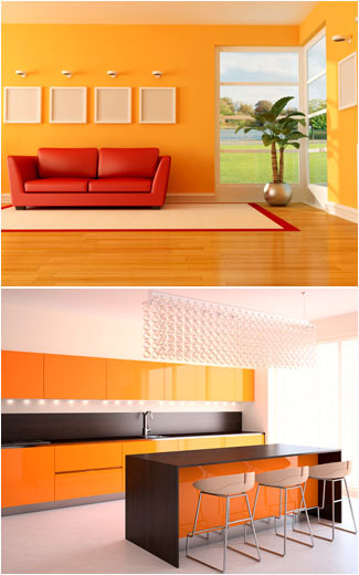 pilihan warna warna cat rumah rumah carapedia