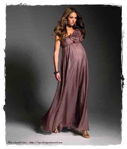 Model Gaun Pesta Mini Dress