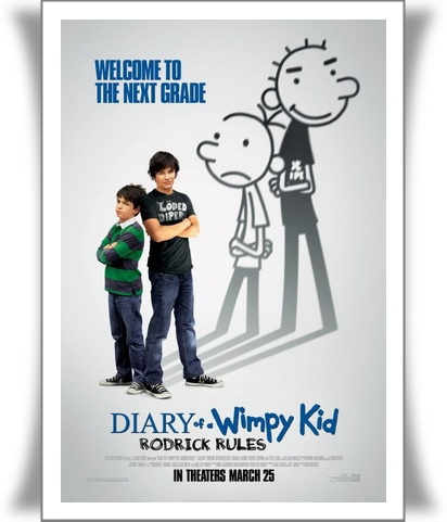 Diary of a Wimpy Kid 10 Film Terlucu di Dunia