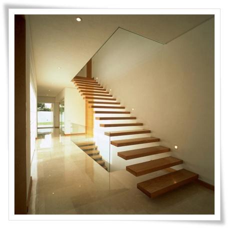 Desaian Rumah on Foto   Foto Desain Tangga Rumah Modern   Rumah   Carapedia