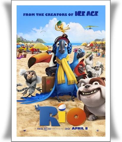 Rio(1) 10 Film Terlucu di Dunia