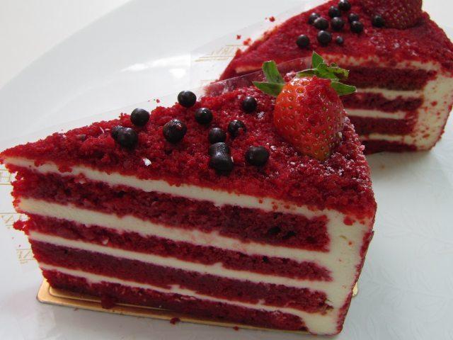 Cara Membuat Red Velvet Cake