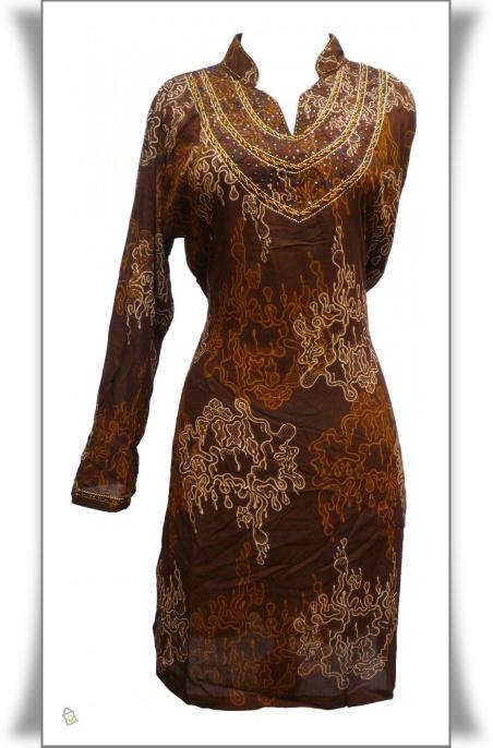 lain baju batik juga bisa dibeli disini aneka baju batik dengan