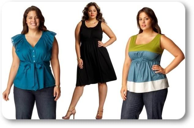 Одежда Для Полных Девушек Оптом