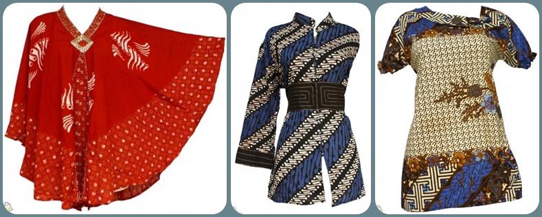 Video model - model baju batik