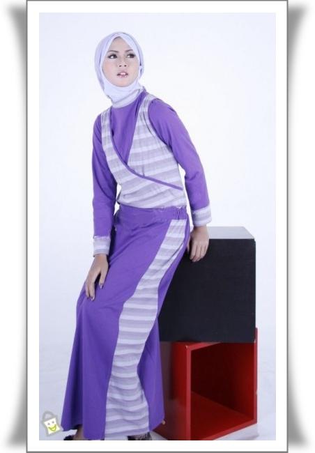 Gamis Batik Modern Untuk Remaja Images