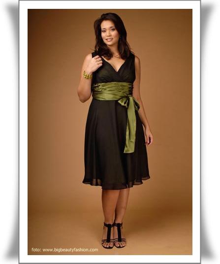 Другие фотографии платьев для полных женщин на лето 2011 года смотрите в га