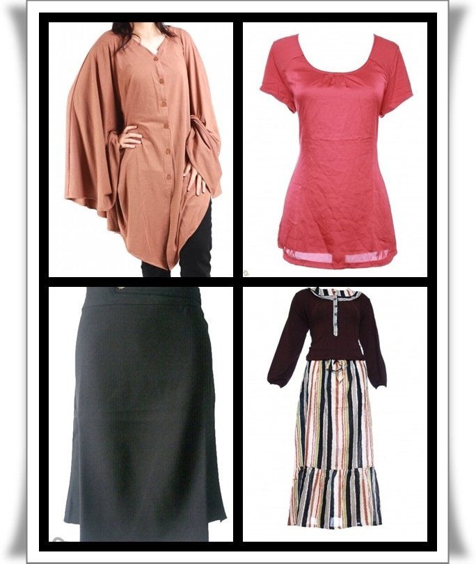 Toko Baju Online Baju Korea Baju Fashion Muslim Tanah