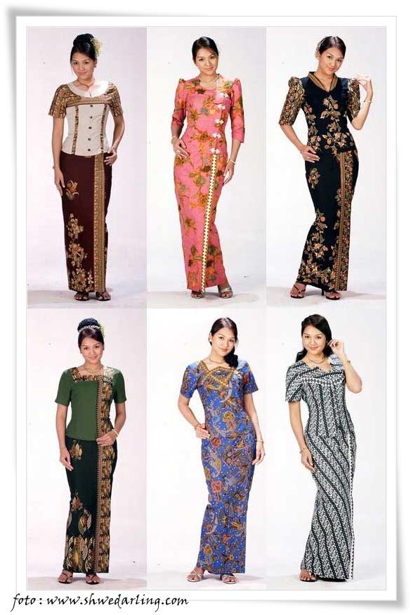 Mode Pakaian Batik