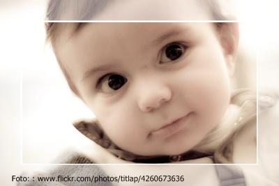 Foto dan Cerita Bayi Lucu