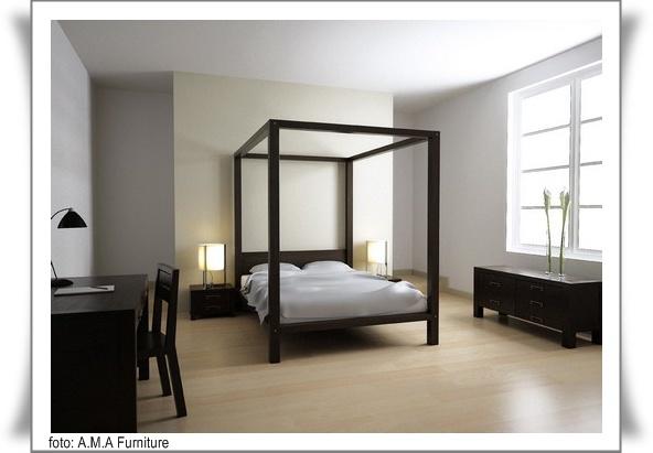 Design Tempat Tidur Minimalis