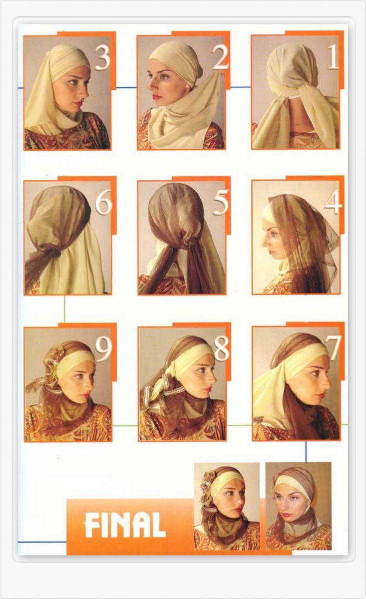 Fashion Jilbab Modern Cara Memakai Jilbab Modern