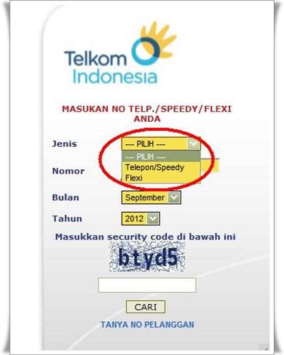 Cara Cek Tagihan Telkom Speedy