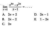 Contoh Soal Limit Matematika Contoh Soal Carapedia