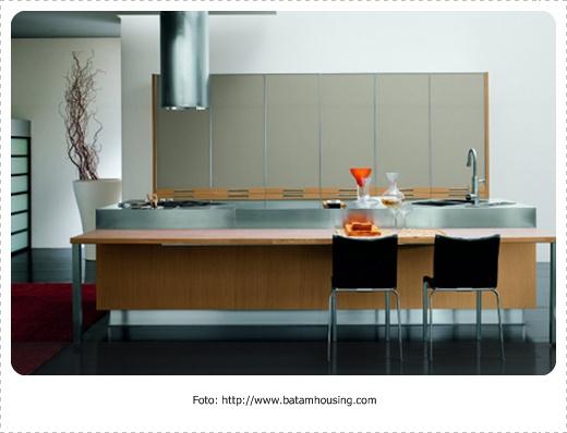 10 foto interior dapur rumah minimalis rumah carapedia