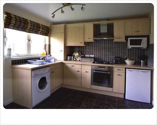 dapur sederhana serta cantik yang bisa kita contoh dalam