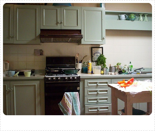 model desain dapur sederhana serta cantik rumah
