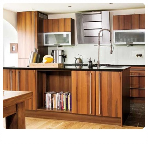 Model & Desain Dapur Sederhana Serta Cantik