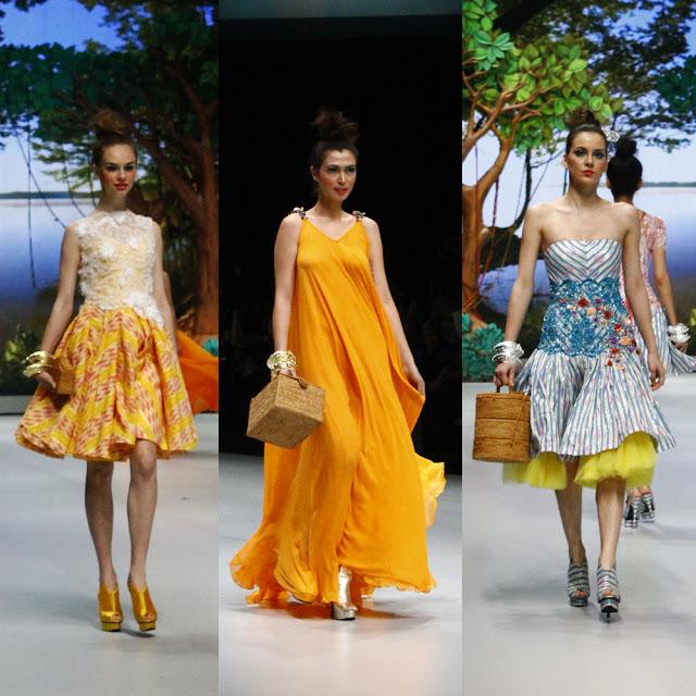 Foto Koleksi Busana Di Indonesia Fashion Week 2013