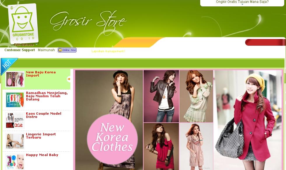 pembeli, membuka usaha penjualan pakaian juga menjadikan kita memahami