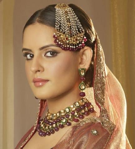 Yuk, Mengenal 3 Jenis Perhiasan Kepala Wanita India - Mode ...