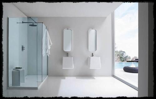 10 Ide Desain Kamar Mandi Minimalis - Rumah - CARApedia