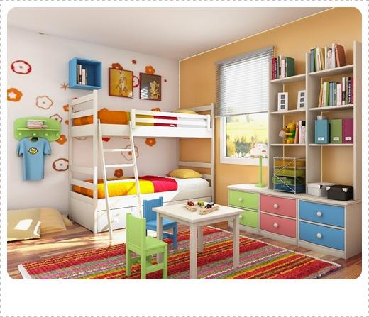 ... kamar tidur anak dama video ini akan diperlihatkan cara menata kamar