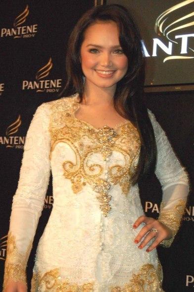 Gaun Baju Pesta MJ Model Wedding Gown Gaun Pengantin