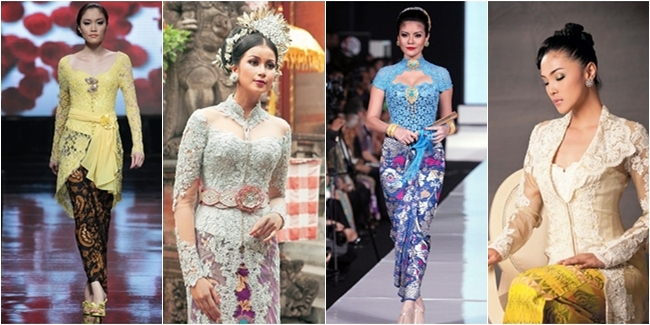 Berbagai Inspirasi Model Kebaya Modern Mode Fashion Carapedia Berbagai Inspirasi Model Kebaya Modern Mode Fashion Carapedia