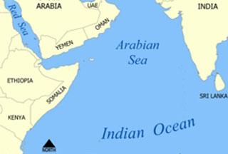 Beberapa asal-usul nama laut di dunia