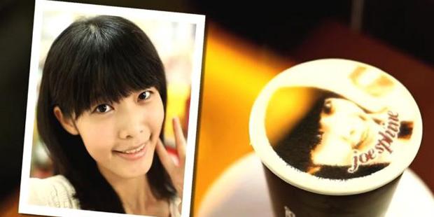 Let's Coffee, Seni Cetak Foto di Atas Kopi