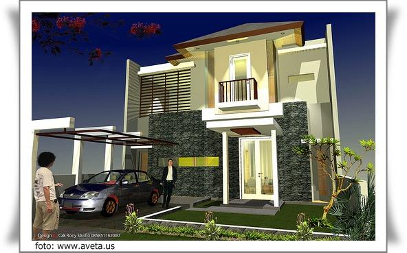 Desain Rumah Minimalis - Rumah - CARApedia