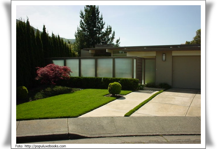 model pagar minimalis rumah carapedia