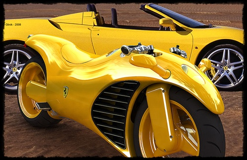 10 Modifikasi Motor Paling Keren [ www.Up2Det.com ]