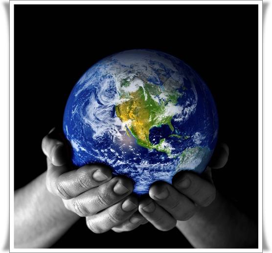 Dunia ciptaan Tuhan tempat mahluk ciptaan-nya tinggal hanyalah salah