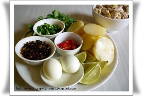Resep dan Cara Membuat Soto Ayam Enak