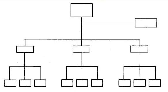 contoh struktur organisasi ~ klipping sejarah peradaban bangsa bangsa Struktur Organisasi Alumni struktur organisasi berstaf bentuk piramidal