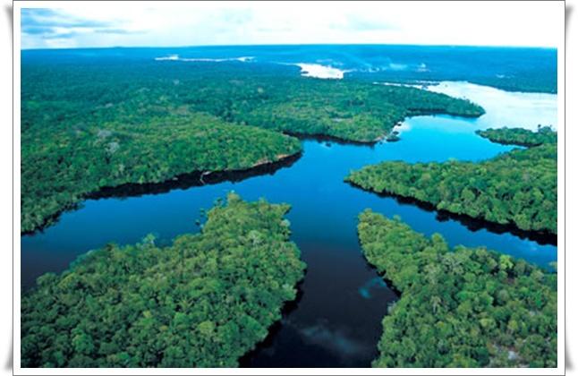 Sungai terpanjang didunia
