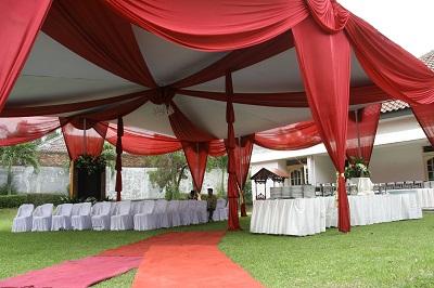 pilih sendiri jenis tenda untuk pesta pernikahanmu - umum