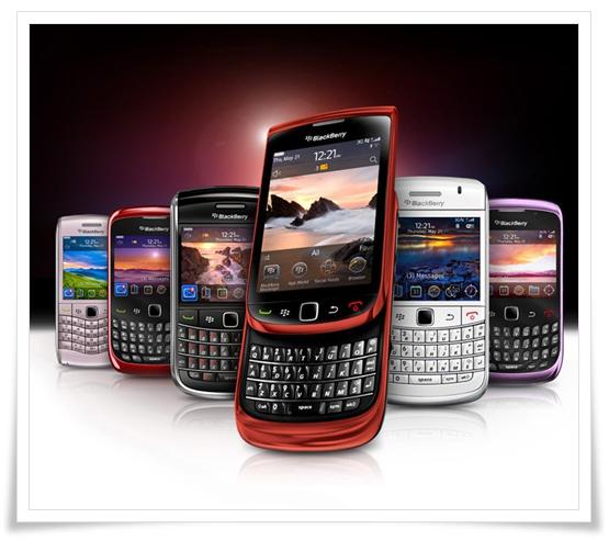 Indonesia termasuk sebagai negara dengan jumlah pengguna Blackberry