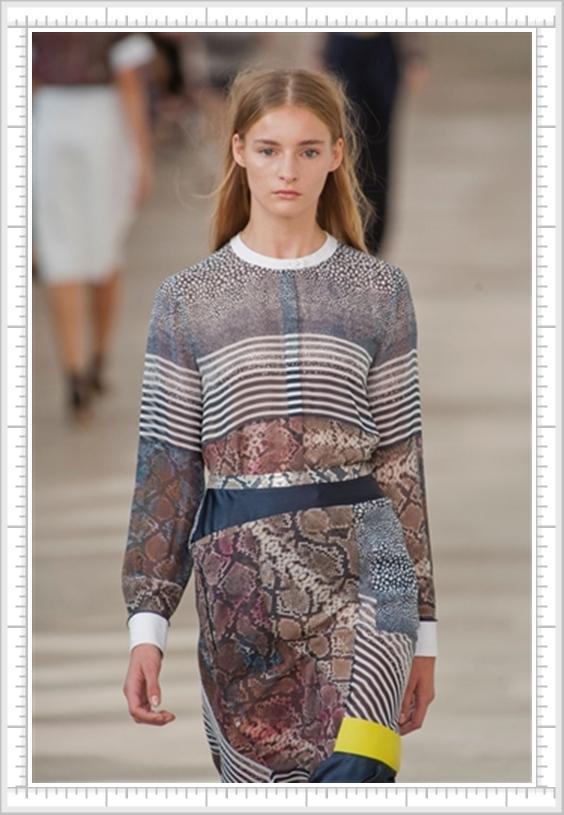 Trend Model Gaun 2013