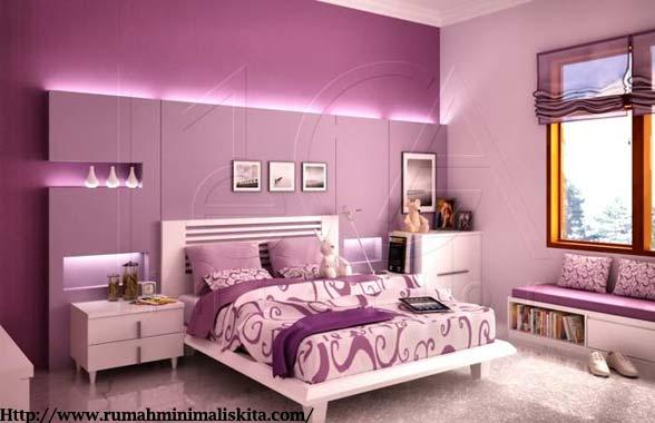 Warna Kamar Untuk Ciptakan Mood Terbaik - Rumah - CARApedia