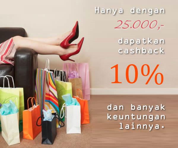Cashback Premium Member