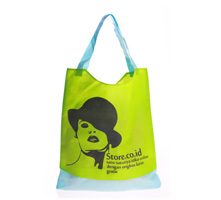 Tote Bag Store Fashion Hijau (September 2012)