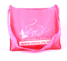 Tote Bag Store Dark Pink (2011)