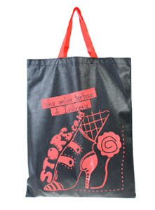 ToteBag High Heels Menarik Edisi Januari 2013