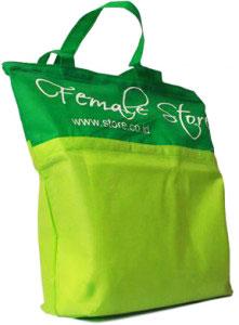 Tote Bag Store Hijau (2010)