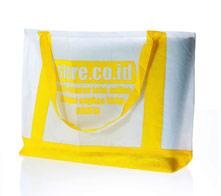 Tote Bag Kuning Putih 2012